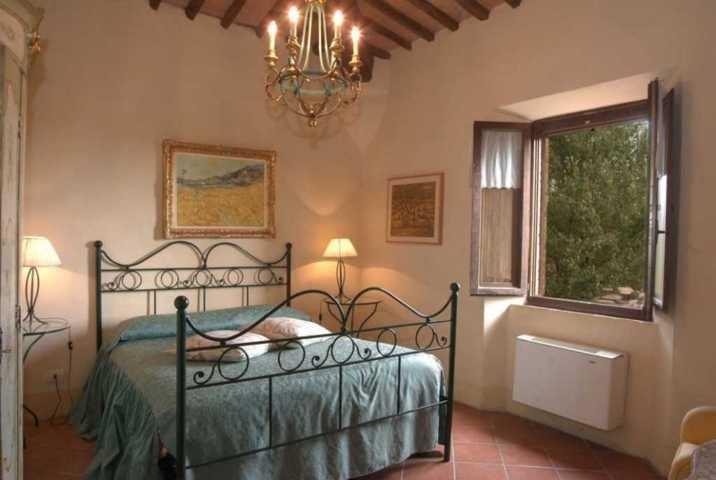 Suite Il Pino - Bedroom window