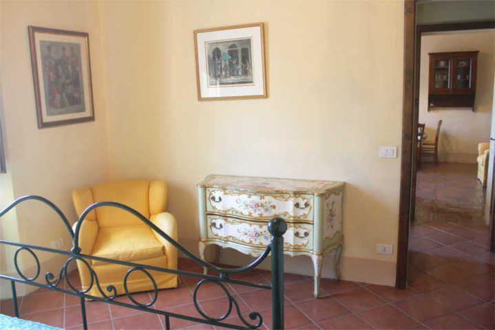 Suite Il Pino - Bedroom Details