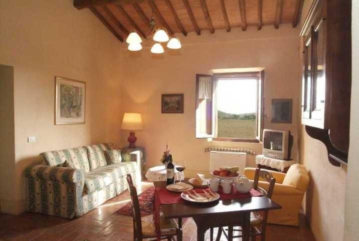 Suite Il Pino - Livingroom