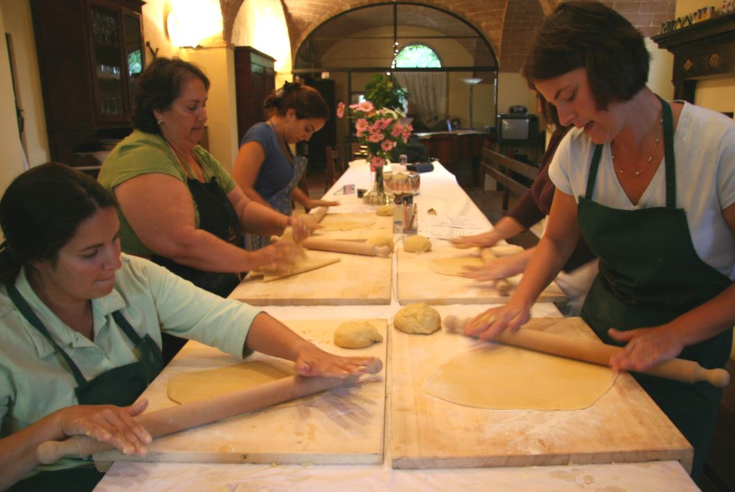 san fabiano activities – cooking class