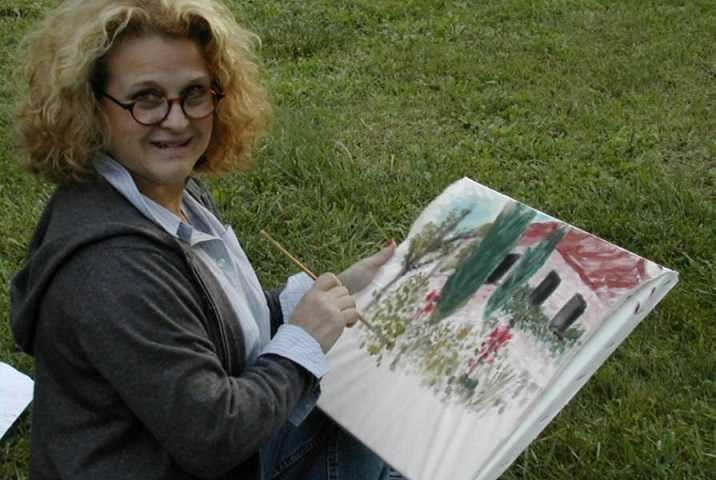 drawing-lesson-painting-in-the-garden-1024x686