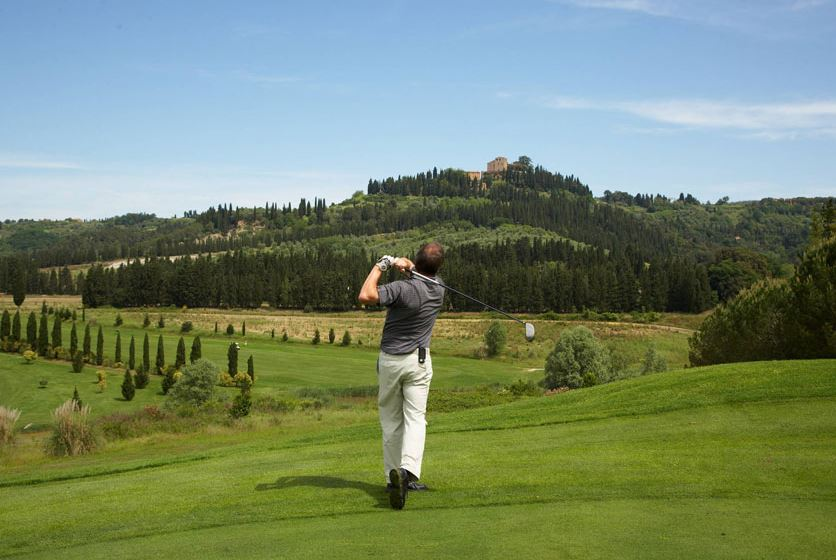 san fabiano activities - GOLF COURSES