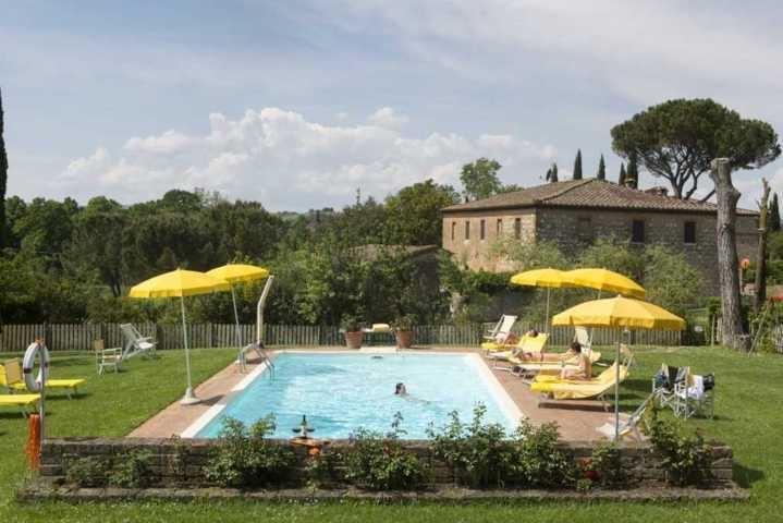 The Villa Swimmingpool