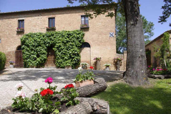 The Villa Entrance